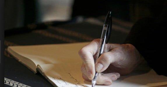 herencia manuscrita valida