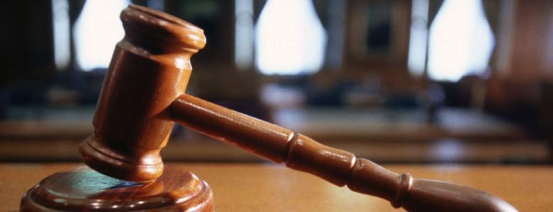 Martillo de la justicia para abogados penalistas